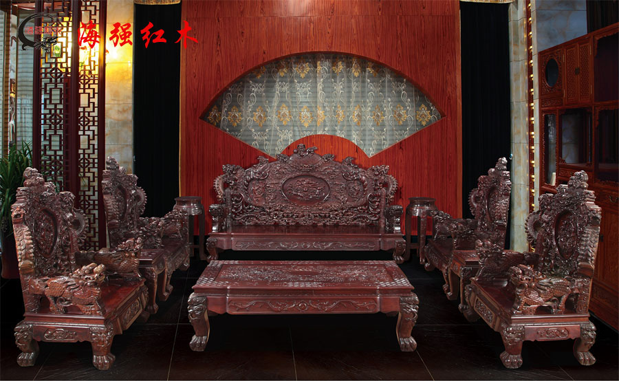 九龍寶座至尊沙發