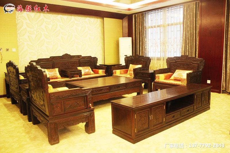 汉宫春晓沙发